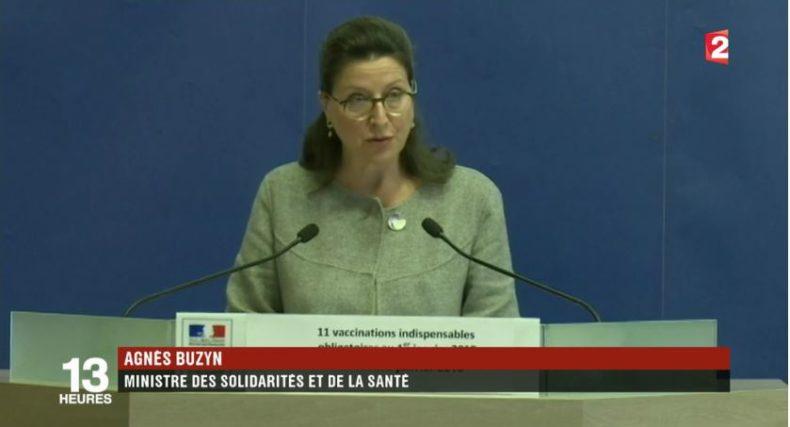 Agnès Buzyn : « Restaurer la confiance dans la vaccination »